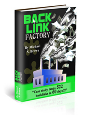 Product picture Back Link Factory